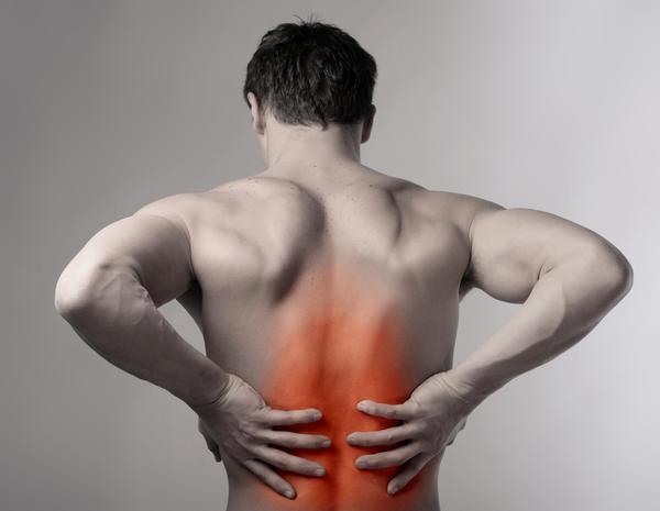 Massatge pel dolor d'esquena