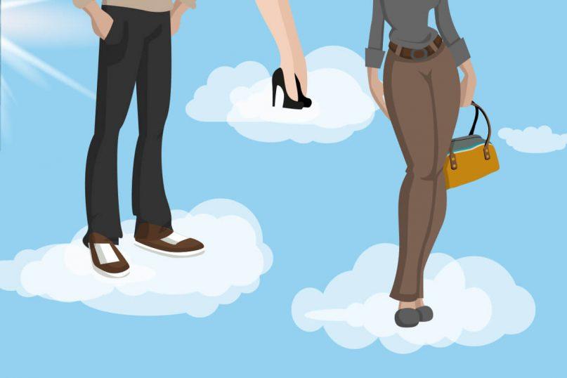 Els teus peus als núvols amb la refelxologia podal.